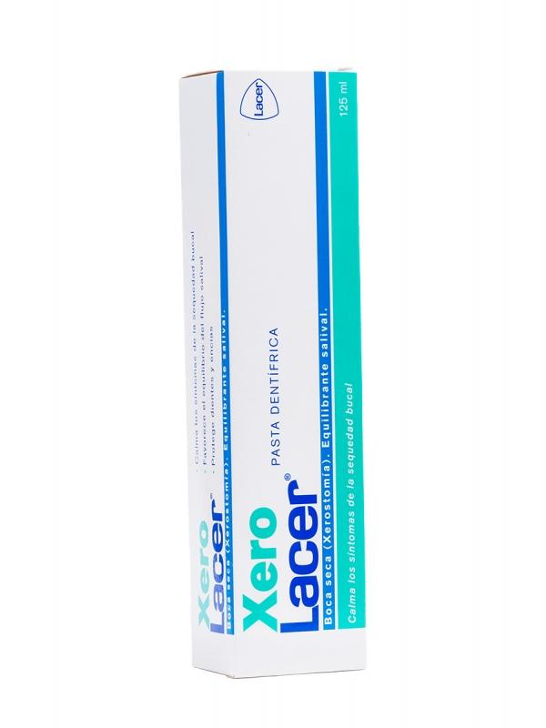 Lacer pasta dentífrica xerolacer 125ml