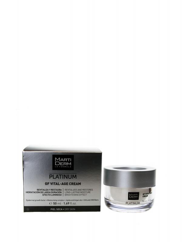 Martiderm® gf vital-age crema pieles secas 50ml